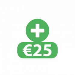€25 Callcredit